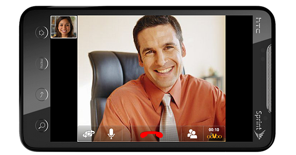 Intelligent Video for Mobile Video on Oovoo Messenger App